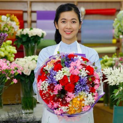 Hoa Yêu Thương (hoayeuthuong) on Mix