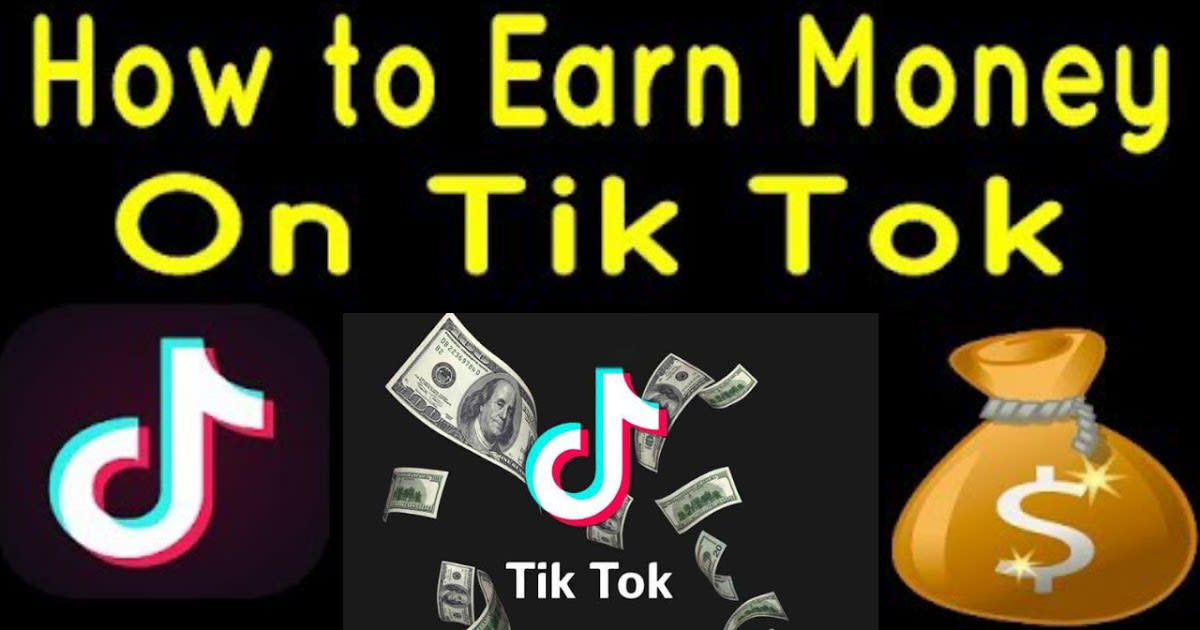 Mix · How to Earn Money on Tik Tok - Earn Money Online Free