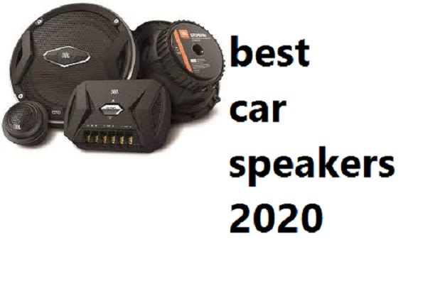 Best Car Speakers 2020.Mix Top 10 And The Best Car Speakers 2020 1 Is Superb