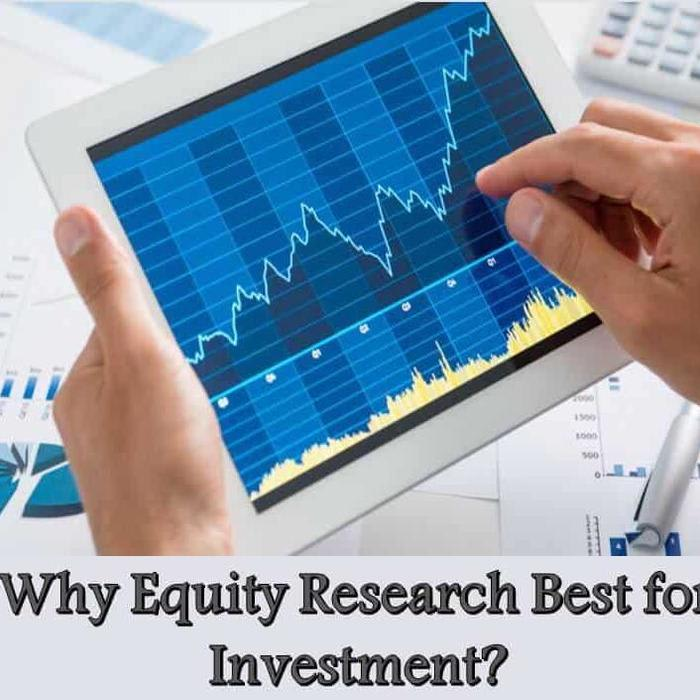Mix · Why Equity Research Best for Investment?