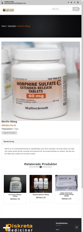 beställa läkemedel online