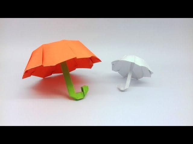 Origami Umbrella Archives - Craft Tute | 480x640