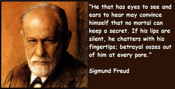 Mix Top Sigmund Freud Quotes And His Best Psychological
