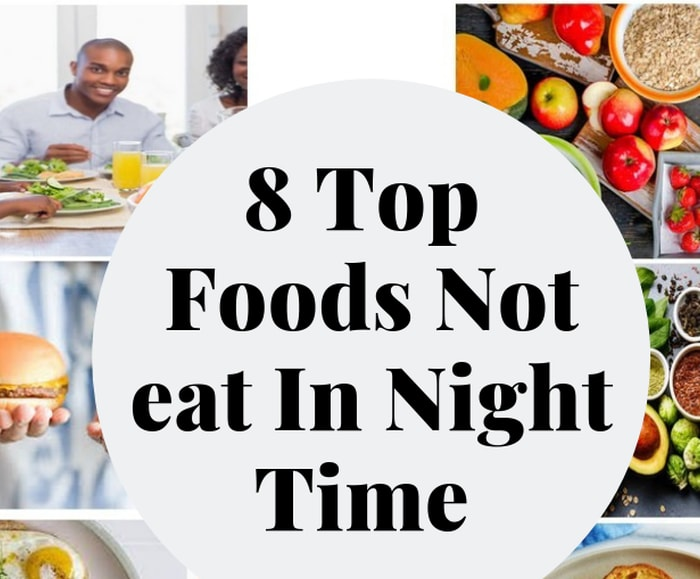 weight loss not eating at night
