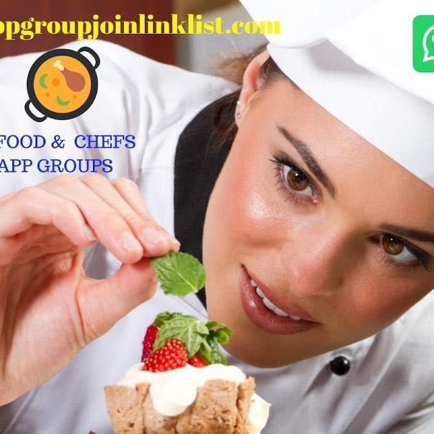 Mix · Cooking Food and Chefs WhatsApp Group Join Link List