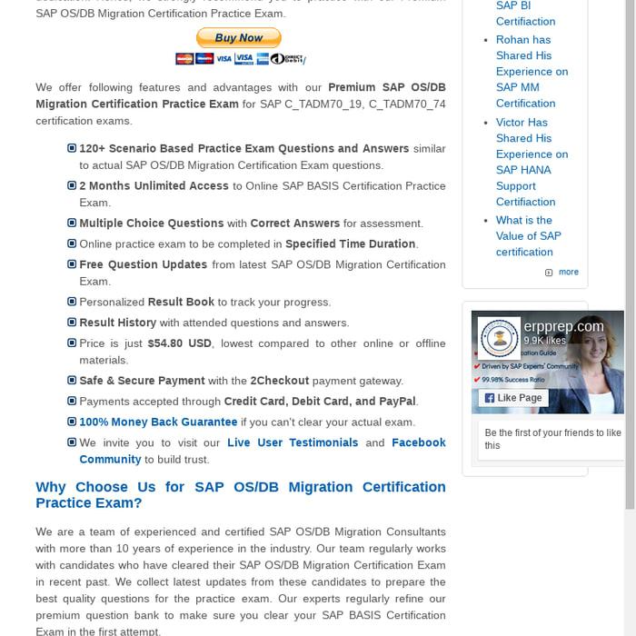 Mix · Search Domain · erpprep com