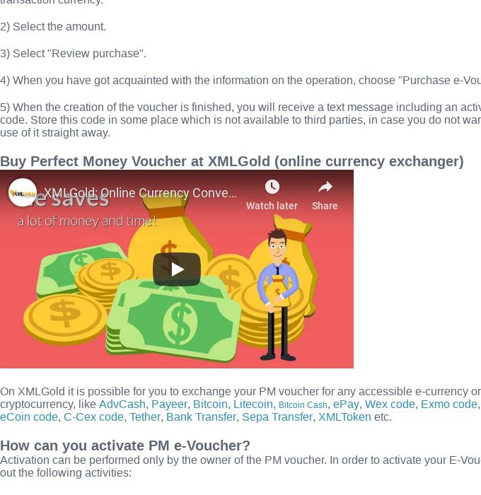 xmlgold · XMLGold eu - Online Currency Exchange · Posts