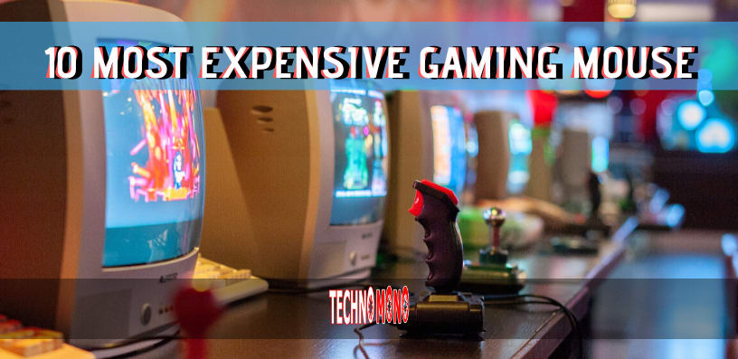 10 Most Expensive Gaming Mouse Of 2019 - (Top Pick & Buyer Guide)