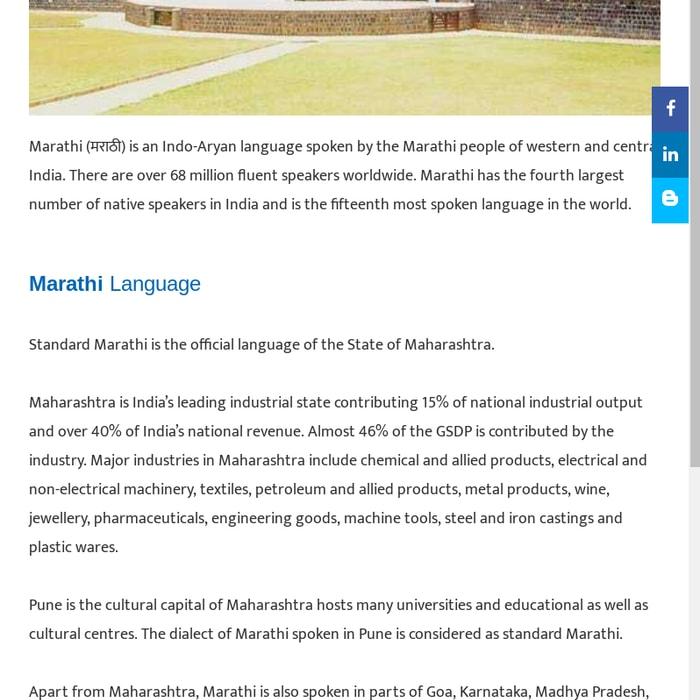 Mix · English into Marathi Translation | India