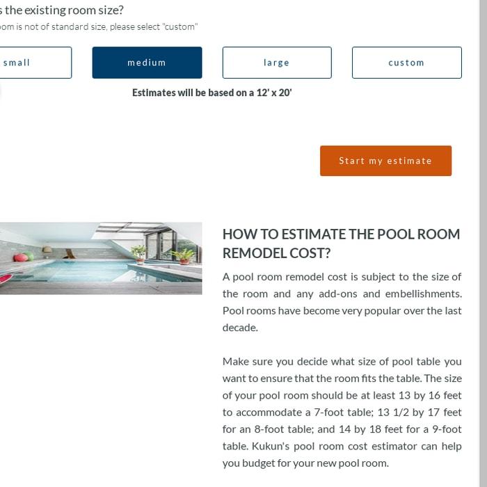Mix · 2018 Indoor Swimming Pool Remodel Cost | Kukun