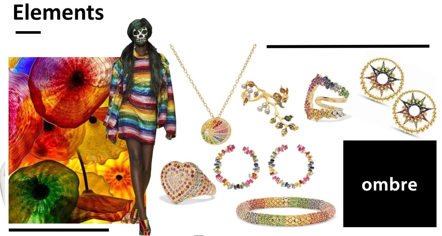 2020 Fashion Jewelry Trends.Mix The 4 Jewelry Trends You Must Know For 2020