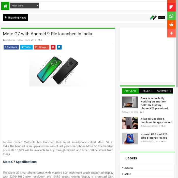 tipwebmedia · smartphones · Posts