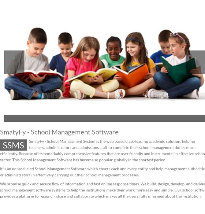 Mix · School Management System | School Management Software