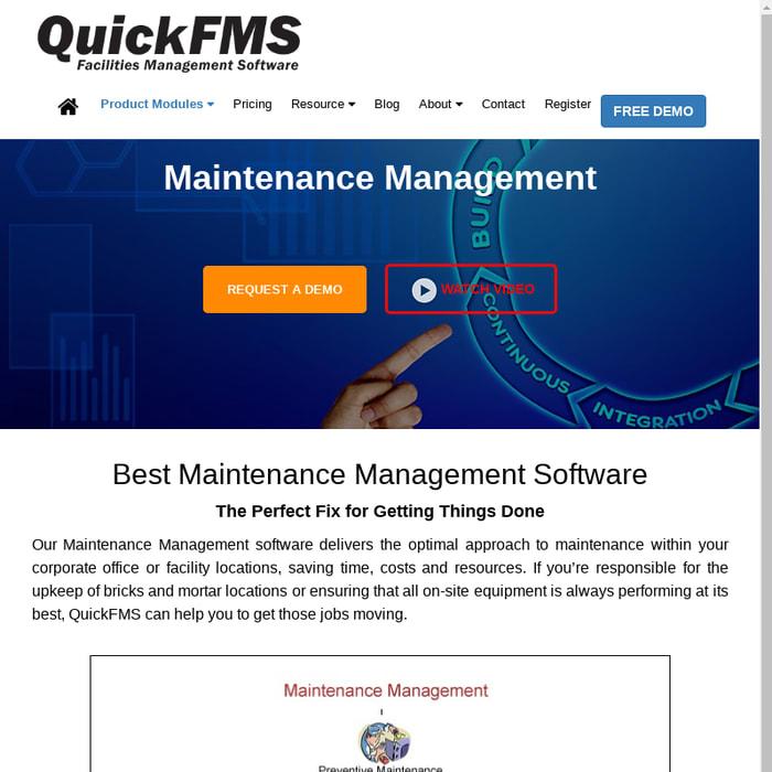 Upkeep Software