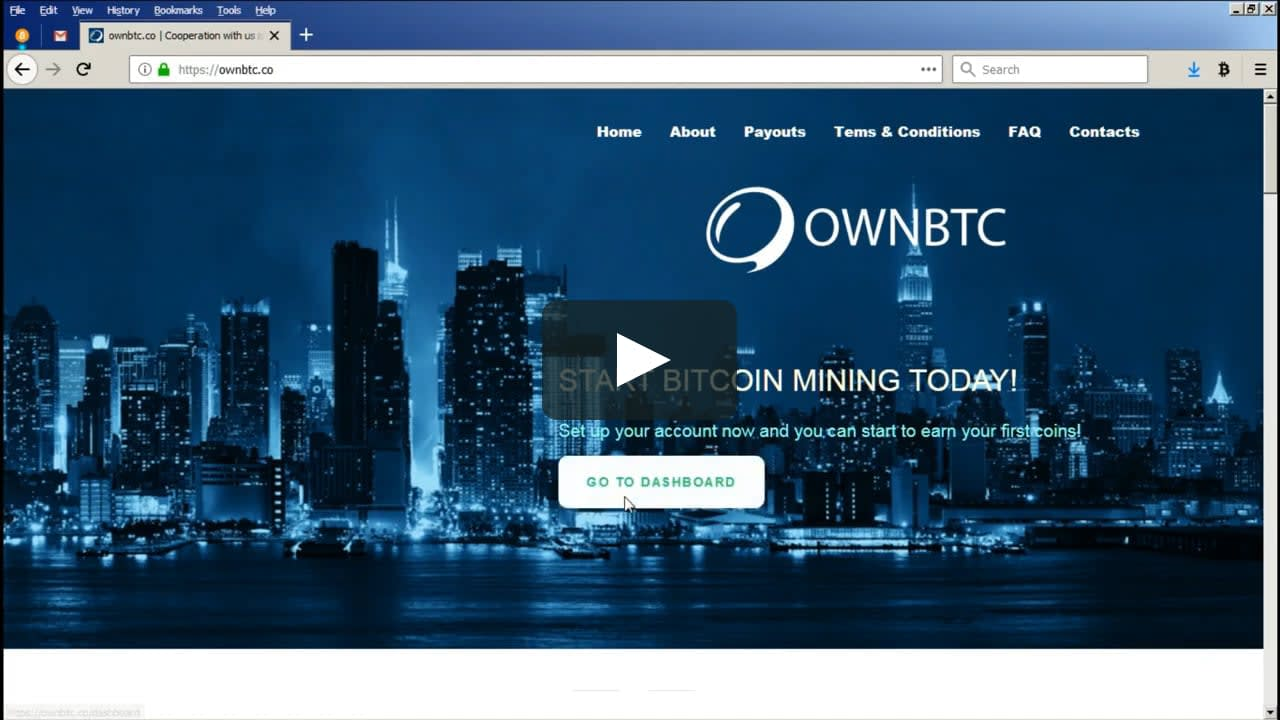 Mix · OWNBTC - START FREE BITCOIN MINING TODAY - Earn