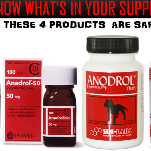 Mix · Anadrol-50 Containing Oxymetholone Should Be Avoided