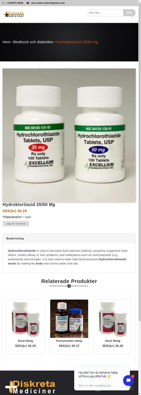 beställa receptbelagda läkemedel