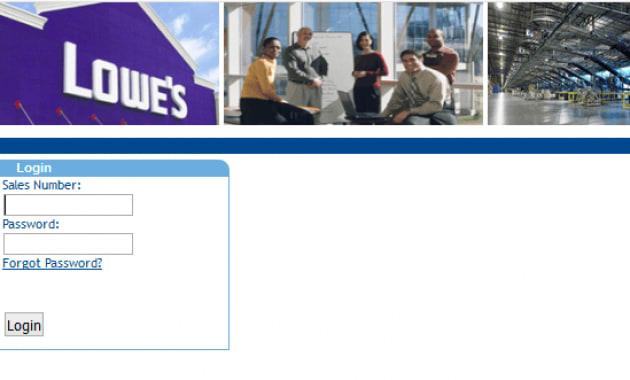 Lowes Employee Portal >> Mix Lowesnet Com Access Lowes Employee Portal Login Guide